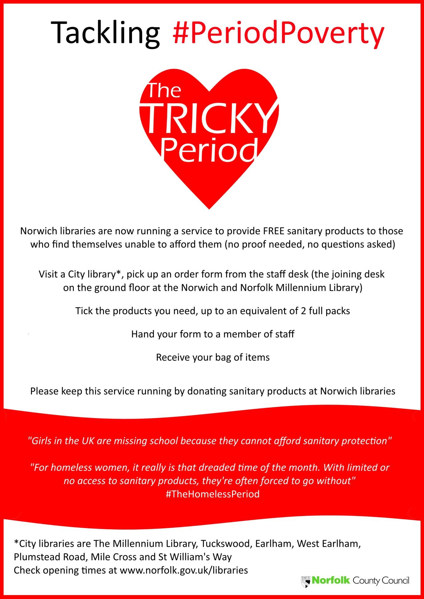 Tricky Period initiative