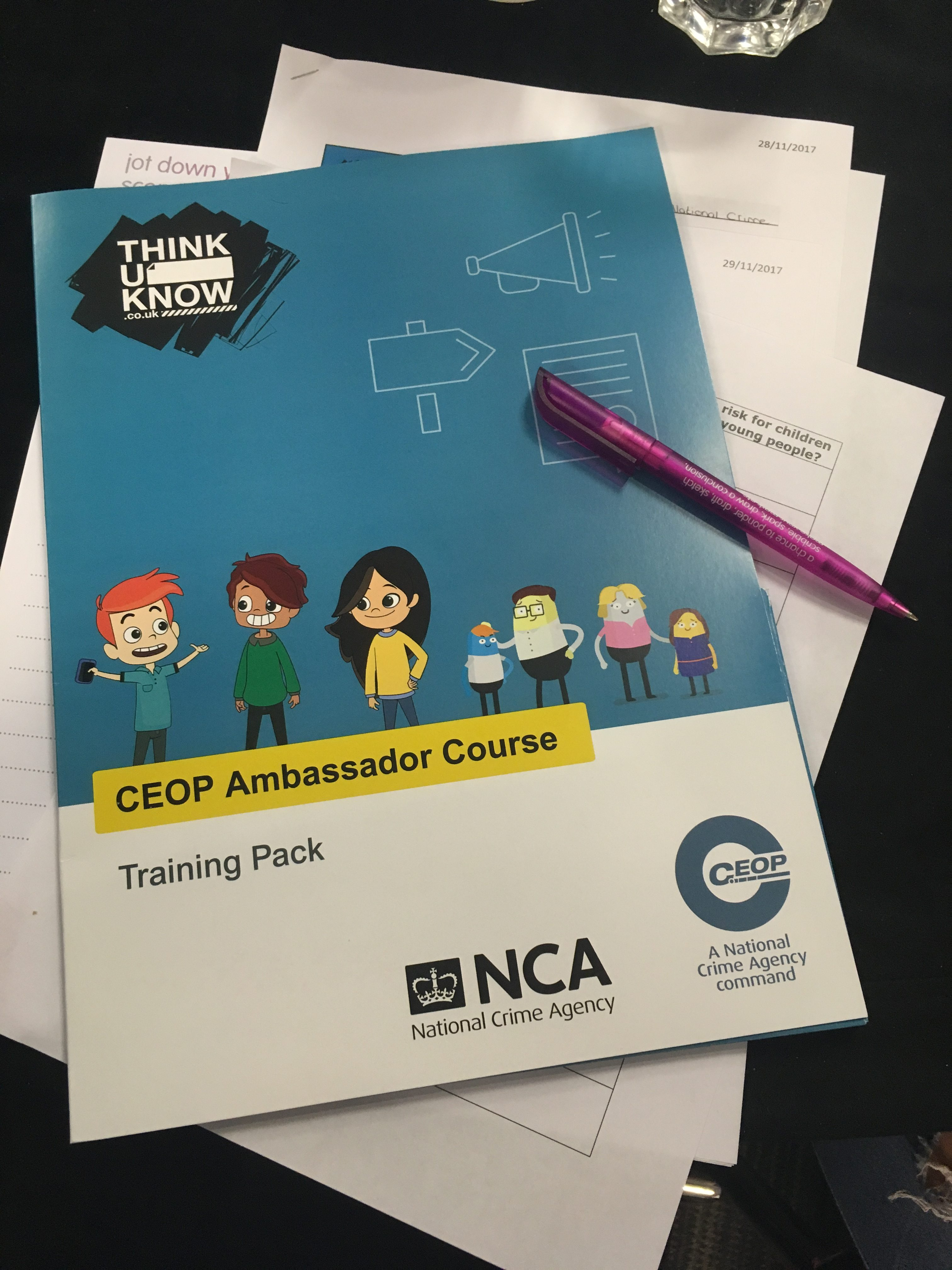 Child Exploitation & Online Protection (CEOP) Ambassador Training