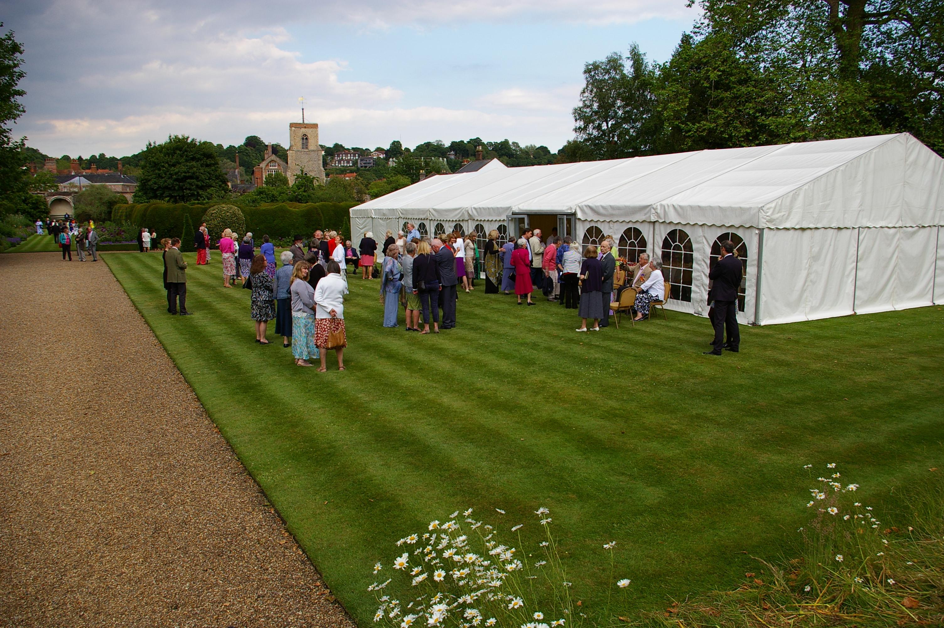 Anniversary Tea Party Raises over £10,000