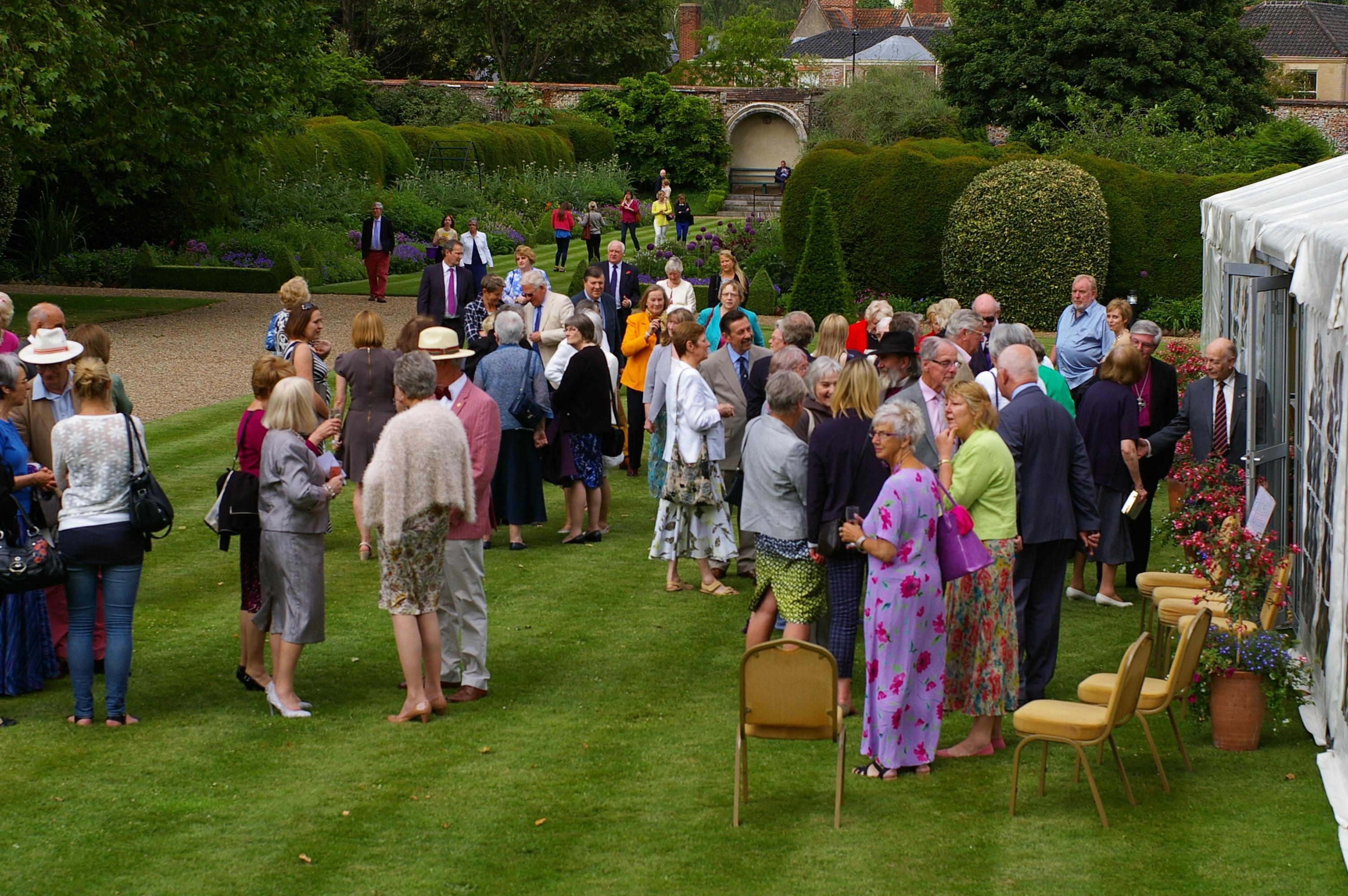Anniversary Tea Party Photos