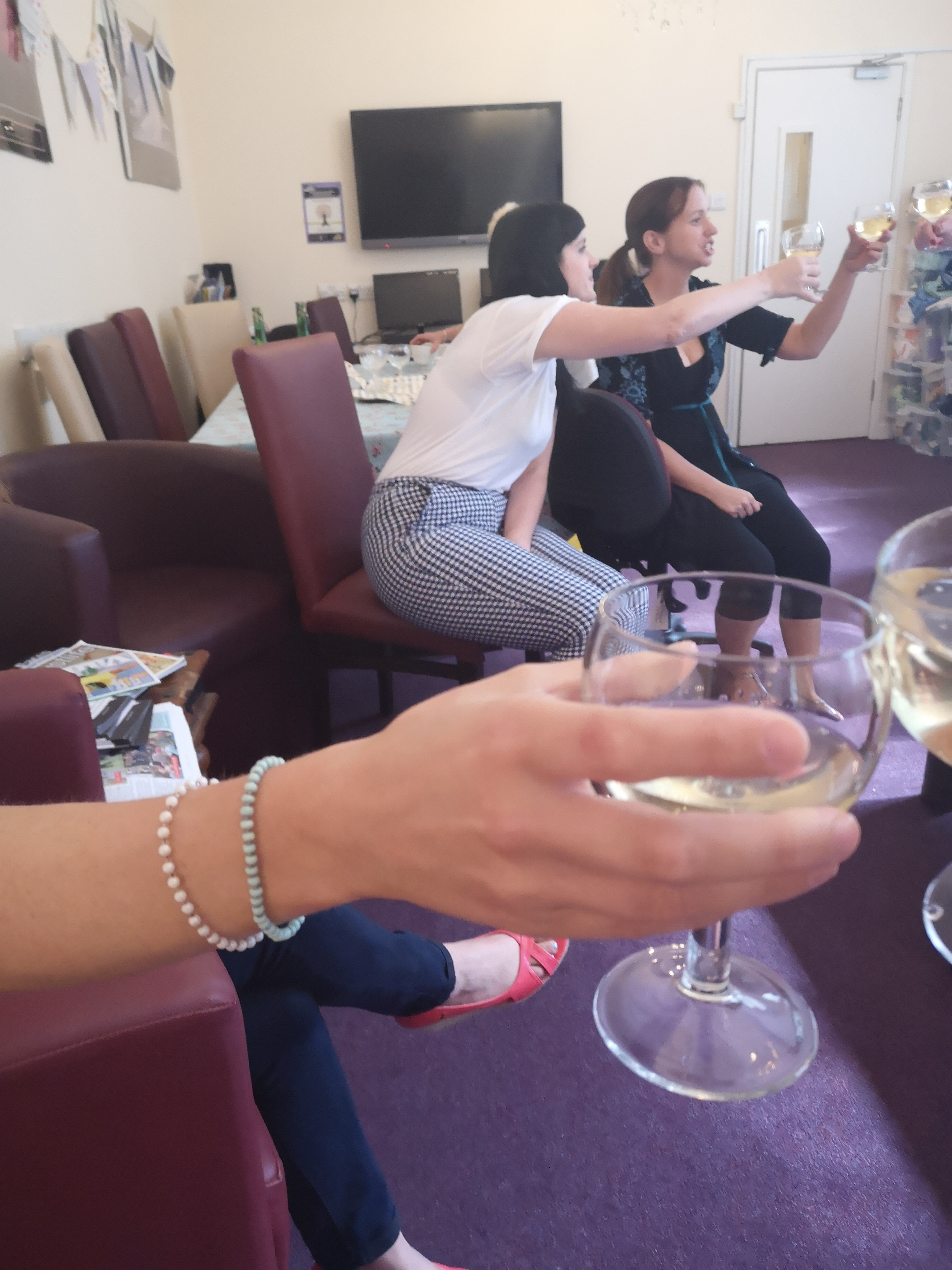 Raising a glass to the Rose Partnership