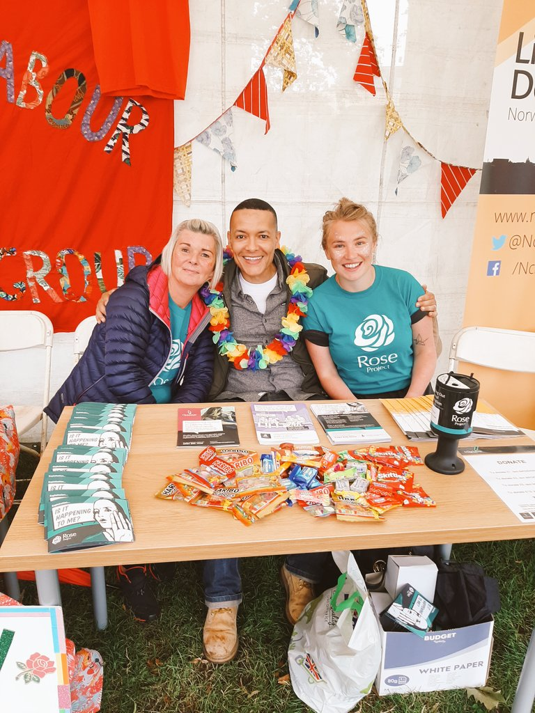 Photos from Norwich Pride