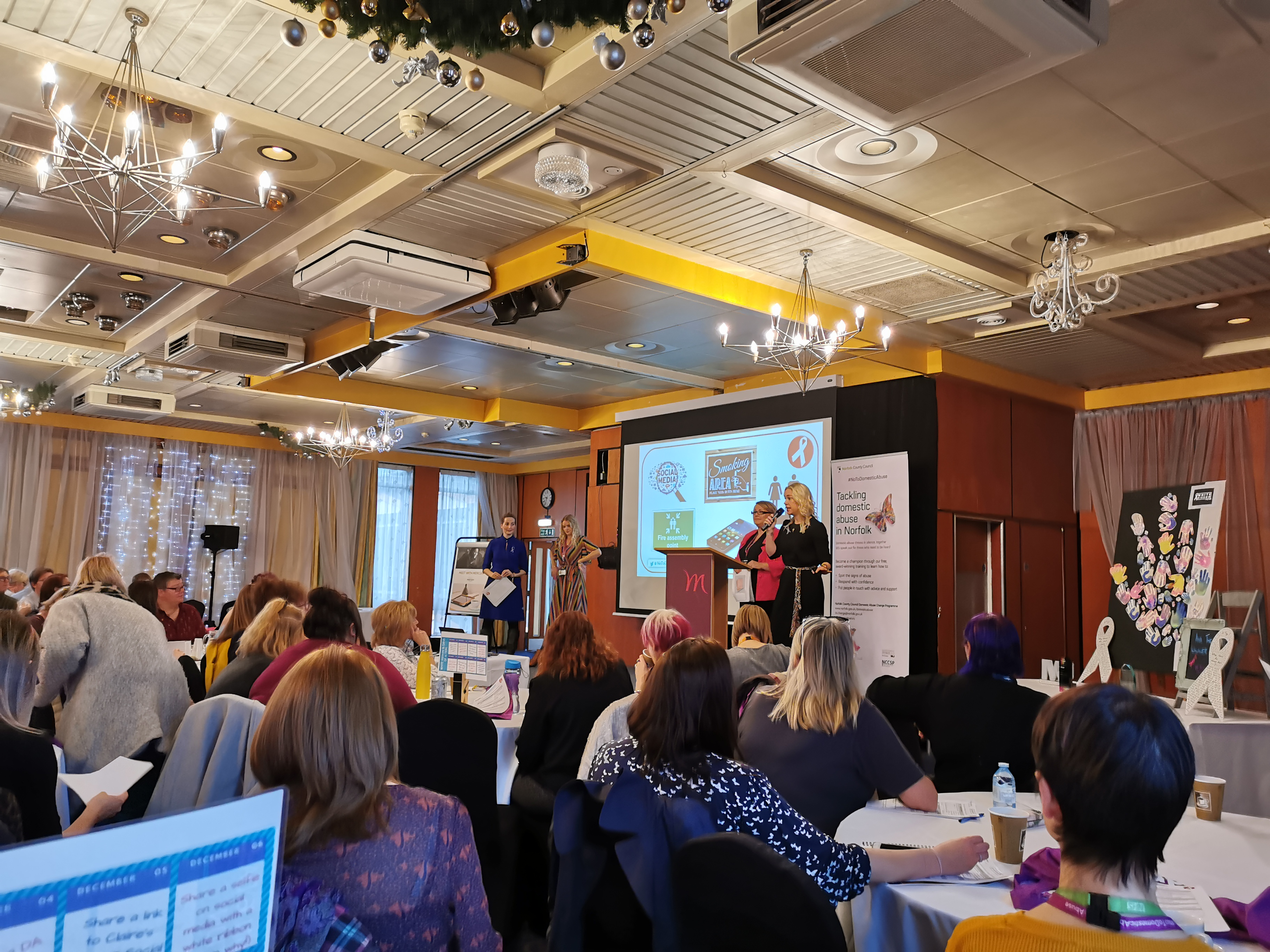 Tuesday 26th November – The Domestic Abuse Change Coordinator Conference